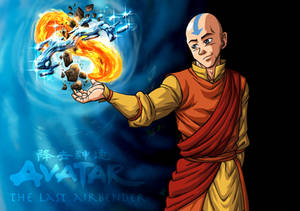 Aang wallpaper