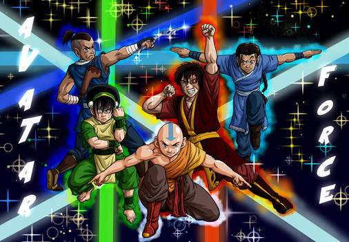 Open the stage for the Avatar Force!