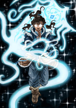 Spirit of Light Korraava
