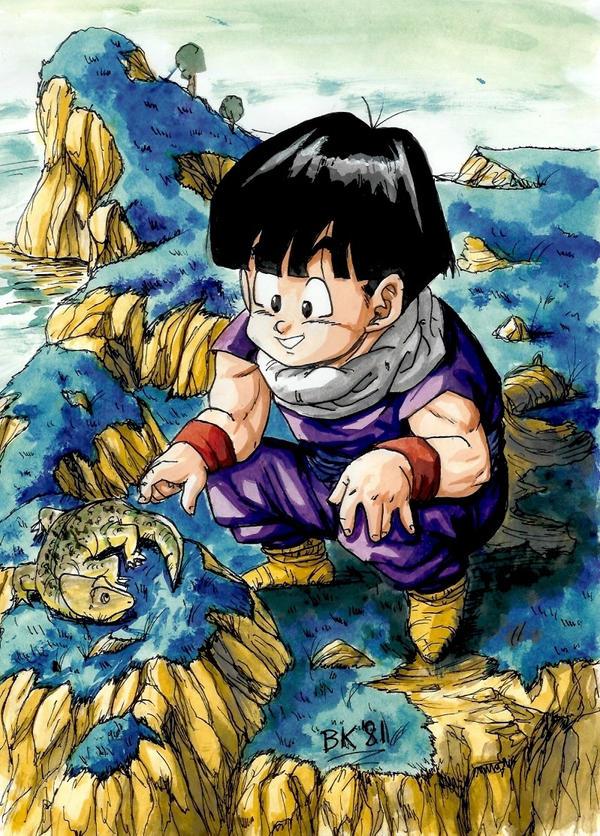 Dragon Ball Z Imagenes No Vistas Megapost Taringa