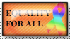 Equality for All by Aedem