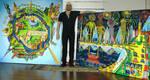 israeli painter raphael perez naive artist folk by shharc