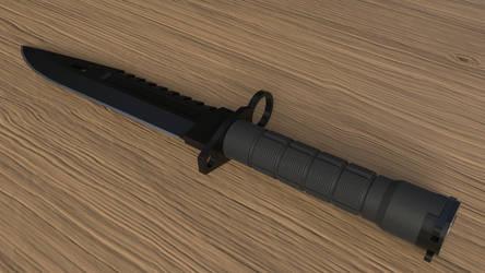M9 Bayonet by MilaySVK