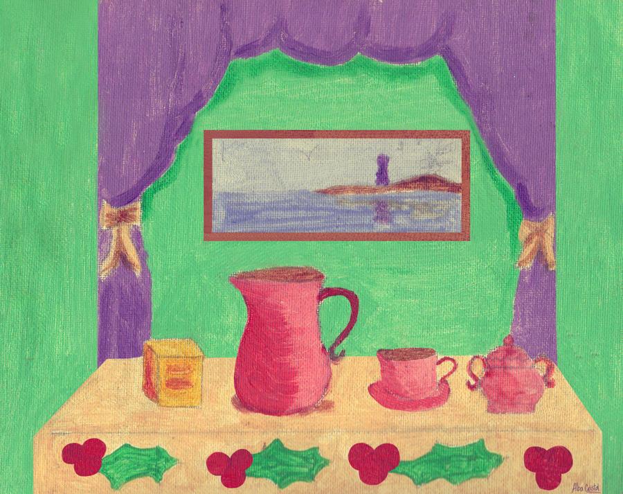 tea by albah