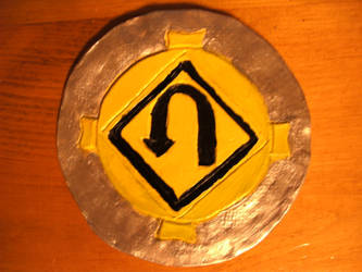 Ceramic - HALO 3 Hijack Medal by Tha-MasterCheif
