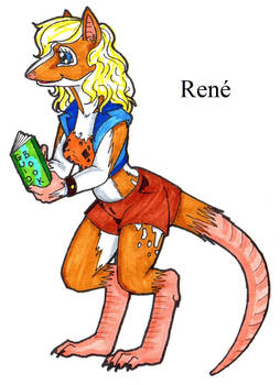 Her name is Rene