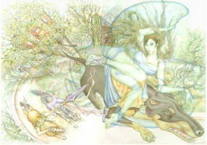 Luthien by marisoly