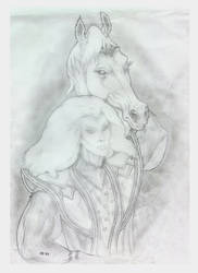 Glorfindel by marisoly
