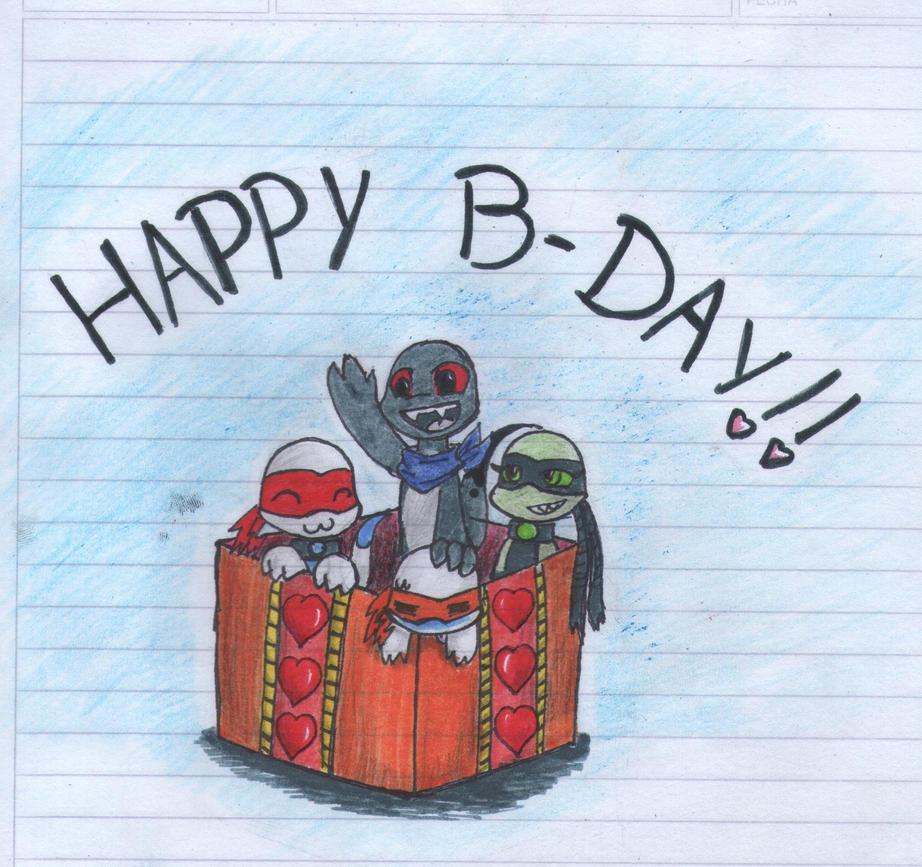Happy Birthday foziz!! by Auremun
