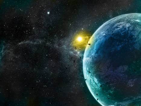 Star and Planet