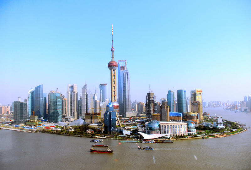Shanghai Noon by erwin2020