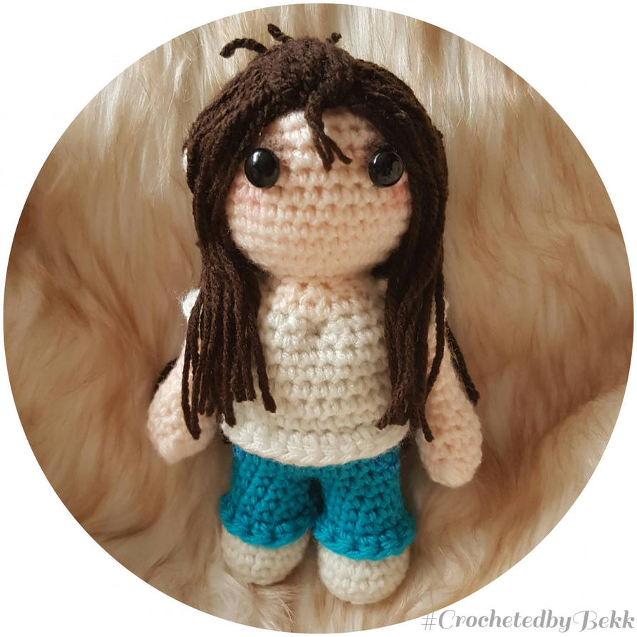 Boomer! by CrochetedbyBekk
