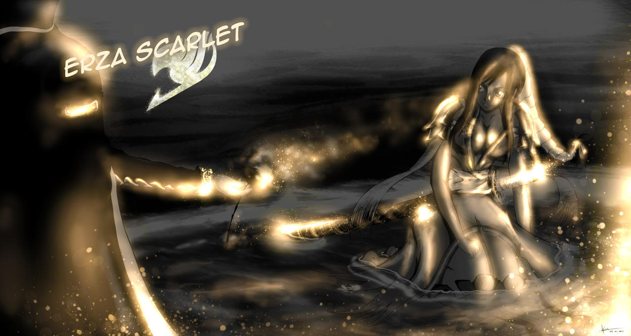 Illusion Empress Armor by lllKaiten