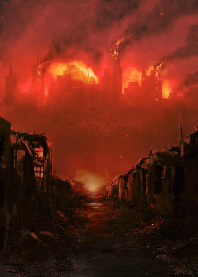 Apocalypse by FutureNomad