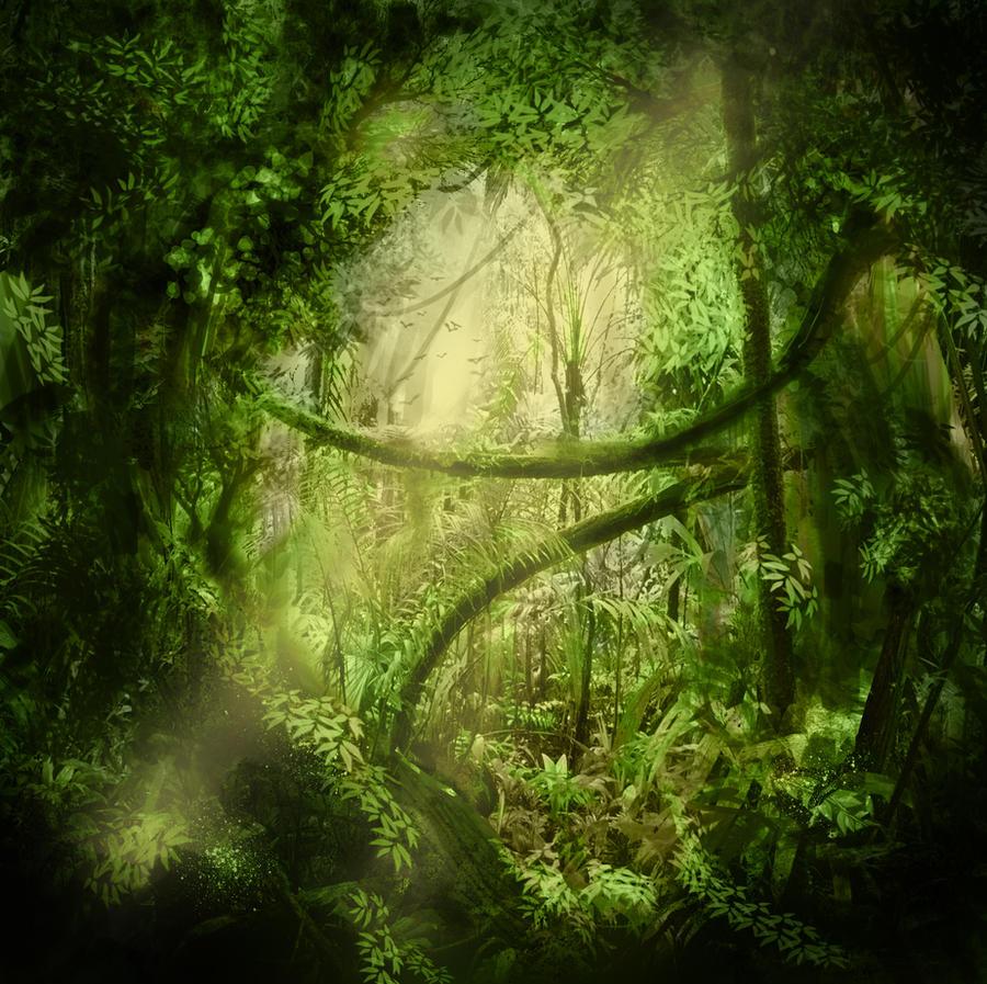 More Jungle by FutureNomad