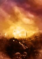Ragnarok by FutureNomad