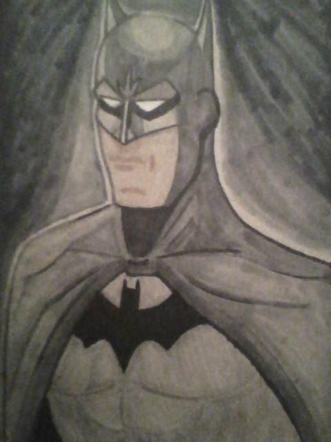 Batman. by SoulRipper85