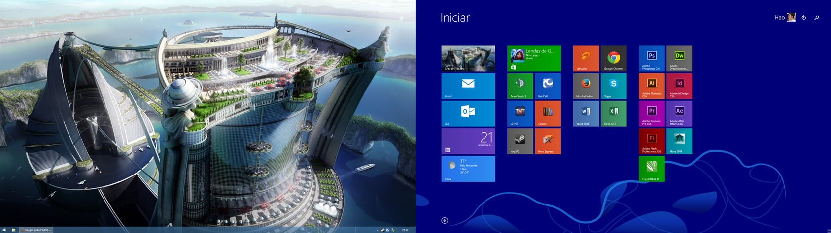 Desktop July 2014 by haojpc