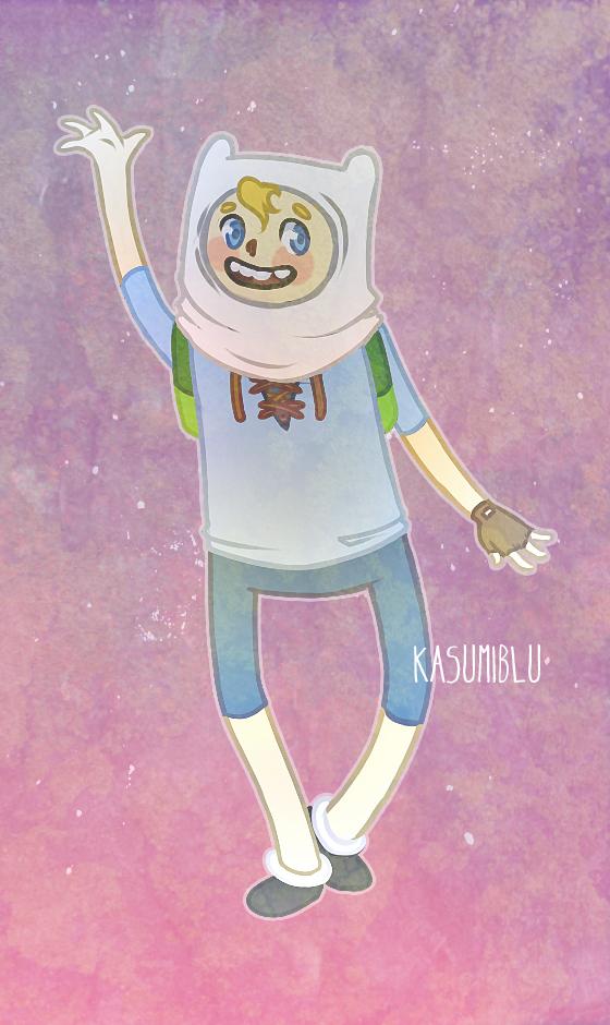 Galaxy Finn by kasumiblu
