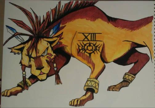 Red XIII (FFVII)