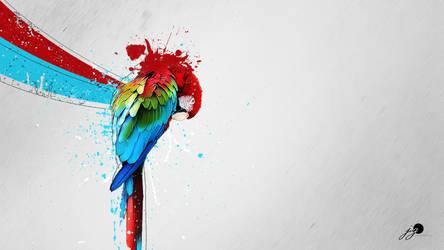 explosion of colors II-Wallpaper