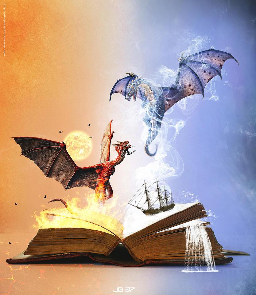 My fairytale by johngiannis27