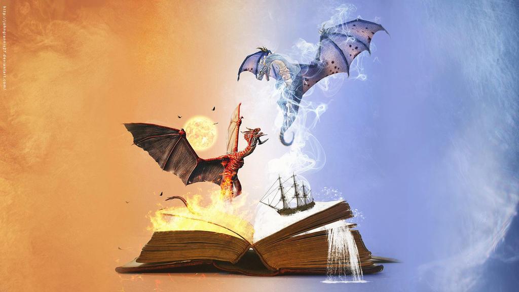 My Fairytale Wallpaper By Johngiannis27