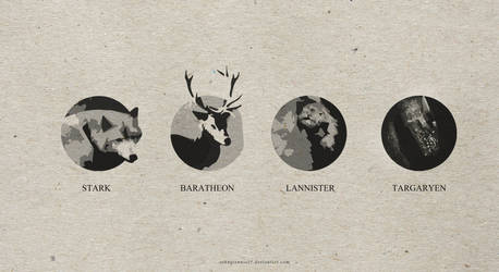 Game Of Thrones  vector