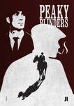 Peaky Blinders -POSTER by johngiannis27