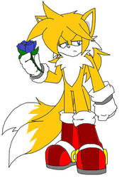 tails 15 year old