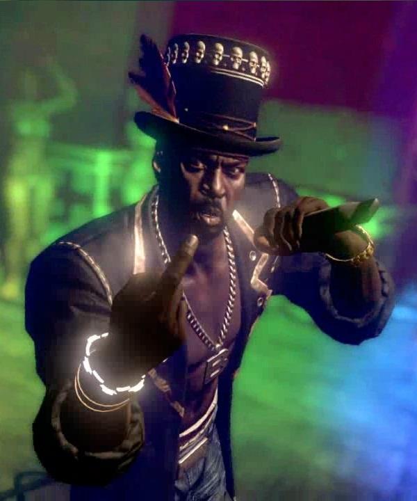 Sam b who do you voodoo--lyrics+download