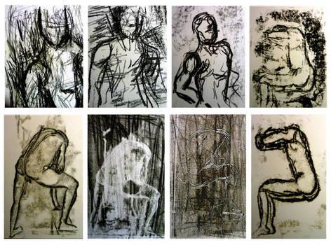 Life Drawings by pockacho
