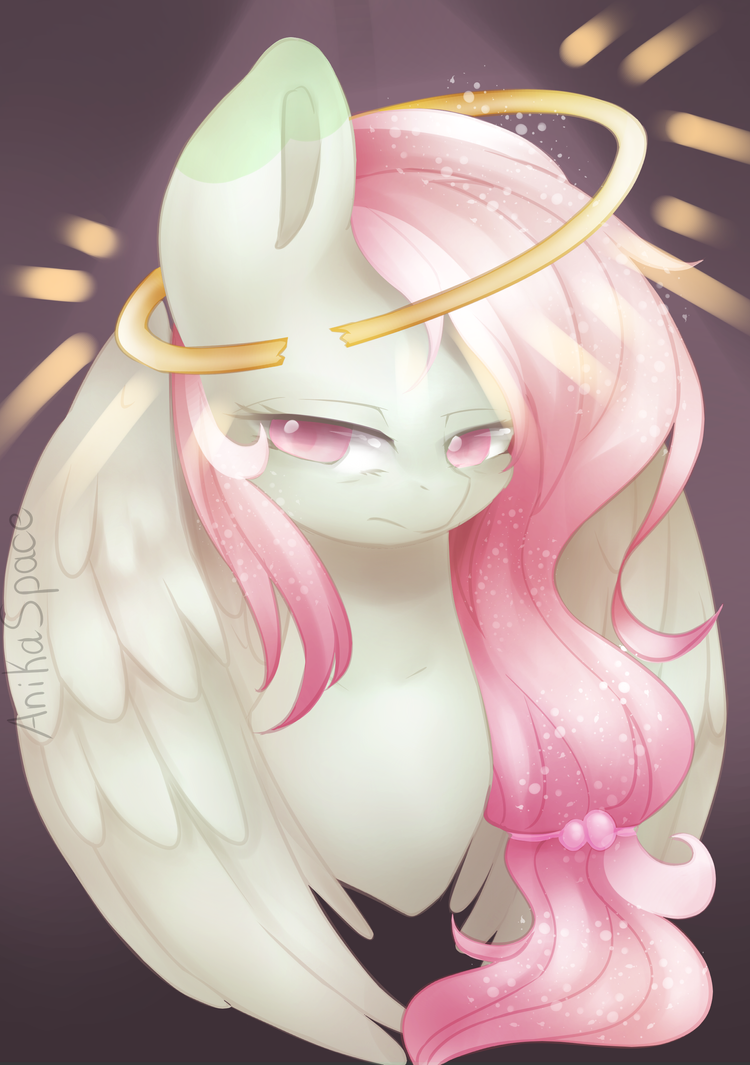 Melody Angel by AnikaSpace