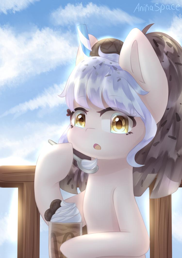 Milkshake by AnikaSpace