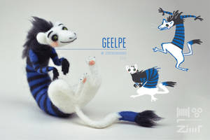 [NF] Geelpe by ZimtHandmade