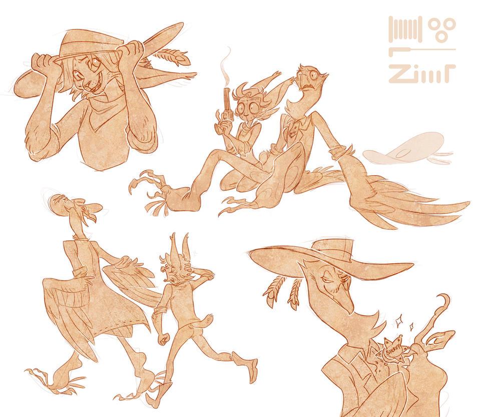 [AT] Spockirkcoy by ZimtBeadwork