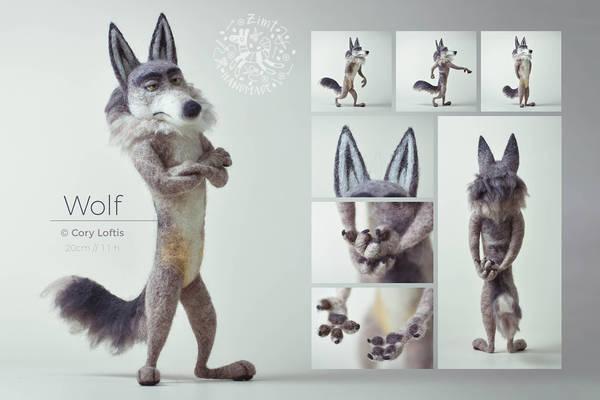 [NF] Wolf