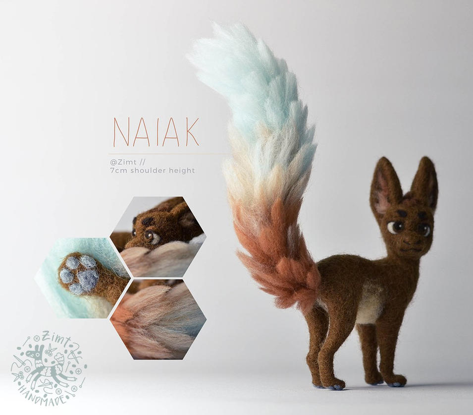 [NF] Naiak by ZimtBeadwork
