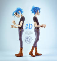 [NF] 2D by ZimtHandmade
