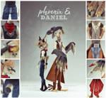 [$] Phoenix and Daniel
