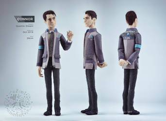 [NF] Connor by ZimtHandmade