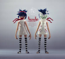 [NF] Noodle by ZimtHandmade