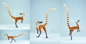 [NF] Sinosauropteryx