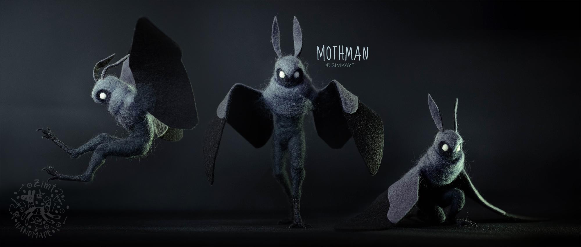 [NF] Mothman