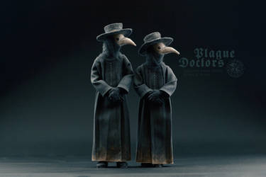 [NF] Plague Doctors