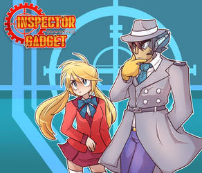 What If Inspector Gadget Was An Anime...