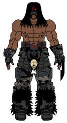 Cain (Apex) Jaeger - Alpha Hunter Combat Armor 2