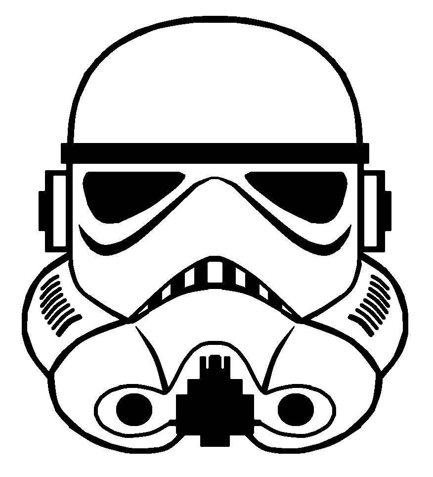 Clone Trooper Helmet Vector Storm Trooper Helmet