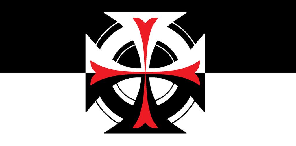 Order Of The Knights Templar Flag By Sabresteen On Deviantart