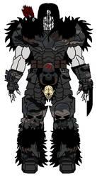 Death's Head Cain AKA Nightmare Cain